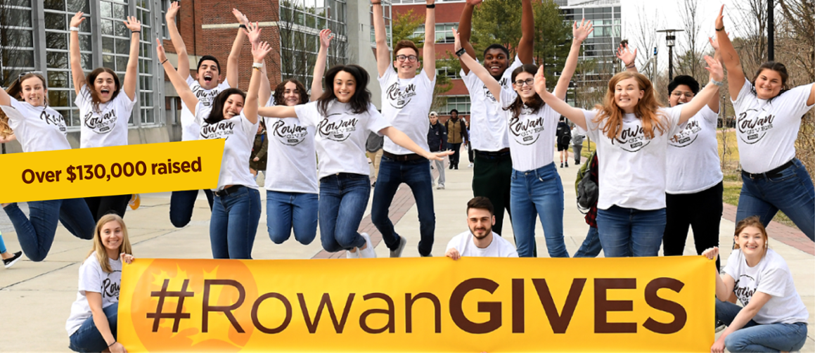 Rowan GIVES Day 2020 sets new fundraising record