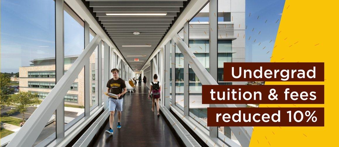 Rowan Academic Calendar 2021 Rowan University cuts undergraduate tuition and fees 10 percent